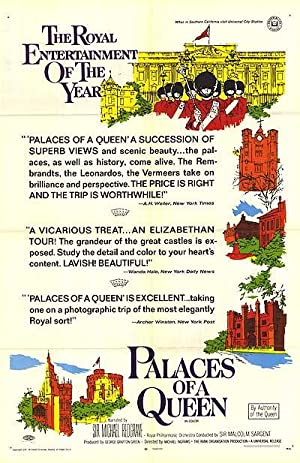 Palaces Of A Queen - Authentic Original 27