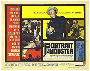 Portrait Of A Mobster - Authentic Original