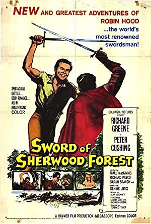 Sword Of Sherwood Forest - Authentic Original 27