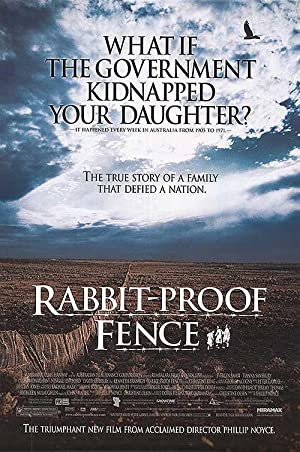 Rabbit Proof Fence - Authentic Original 27