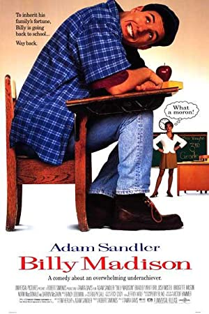 Billy Madison - Authentic Original 27