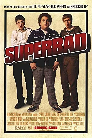 Superbad - Authentic Original 26.75