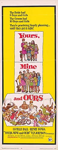 Yours, Mine and Ours - Authentic Original 14