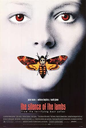Silence of the Lambs - Authentic Original 27