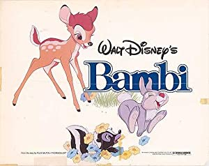 Bambi - Authentic Original 28