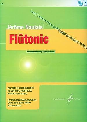 NAULAIS - Flutonic Vol.1 para Flauta (Inc.CD): NAULAIS