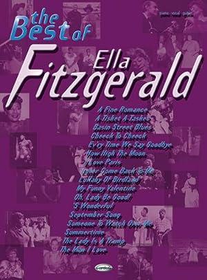 FITZGERALD Ella - Lo Mejor (PVG): FITZGERALD Ella