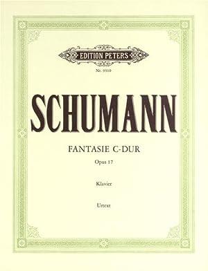 SCHUMANN - Fantasia en Do Mayor Op.17: SCHUMANN