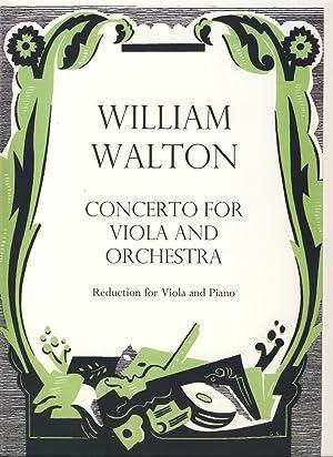 WALTON W. - Concierto para Viola y: WALTON W.