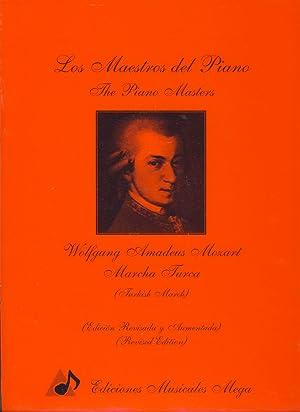 MOZART - Marcha Turca (K.331) para Piano: MOZART