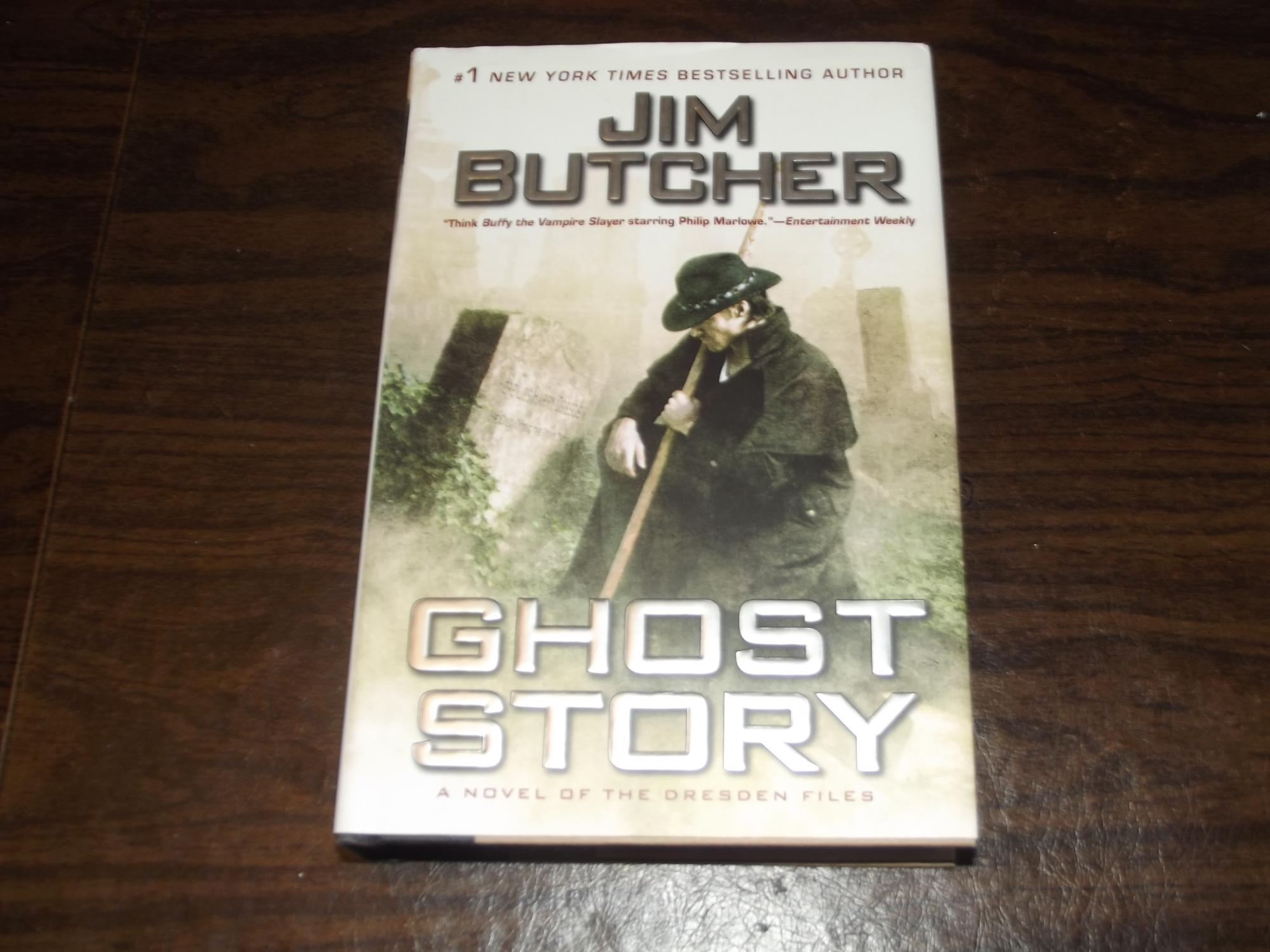 Ghost Story, A Novel Of The Dresden Files: Jim Butcher Bookseller Image