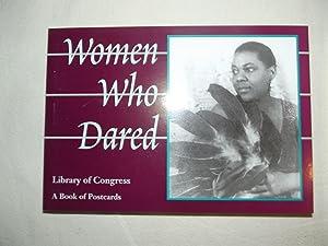 Women Who Dared : Postcard Book