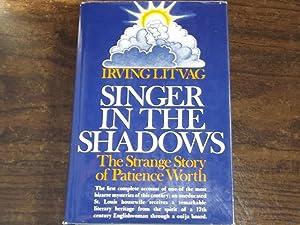 Singer in the Shadows: The Strange Story: Irving Litvag