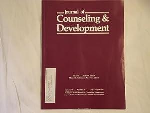 Journal of Counseling & Development, Vol. 70