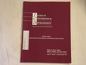 Journal of Counseling & Development, Vol. 74