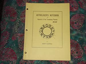 Astrologer's Notebook on Aspects of the Transiting Planets