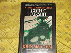 Gothic Pursuit: A Tim Simpson Mystery