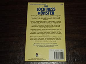 The Loch Ness Monster: The Evidence: Campbell, Steuart
