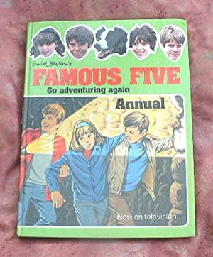 Enid Blyton's Famous Five - Go Adventuring Again - Annual