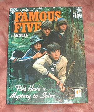 Enid Blyton's Famous Five Annual - Five Have a Mystery to Solve