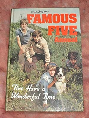 Enid Blyton's Famous Five Annual - Five Have a Wonderful Time