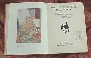 The Tookey & Alice Mary Tales: Rudolf, Robert De