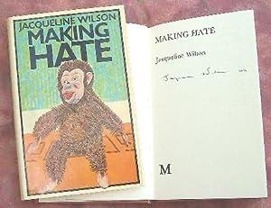 Making Hate: Wilson, Jacqueline