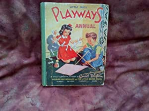 Little Dots Playways Annual (1954)