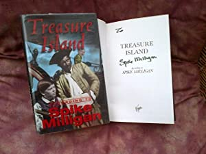 Treasure Island According to Spike Milligan: Milligan, Spike