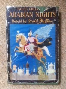 Tales from Arabian Nights Retold By Enid Blyton
