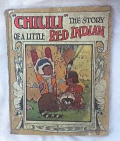 Chilli' the Story of a Little Red
