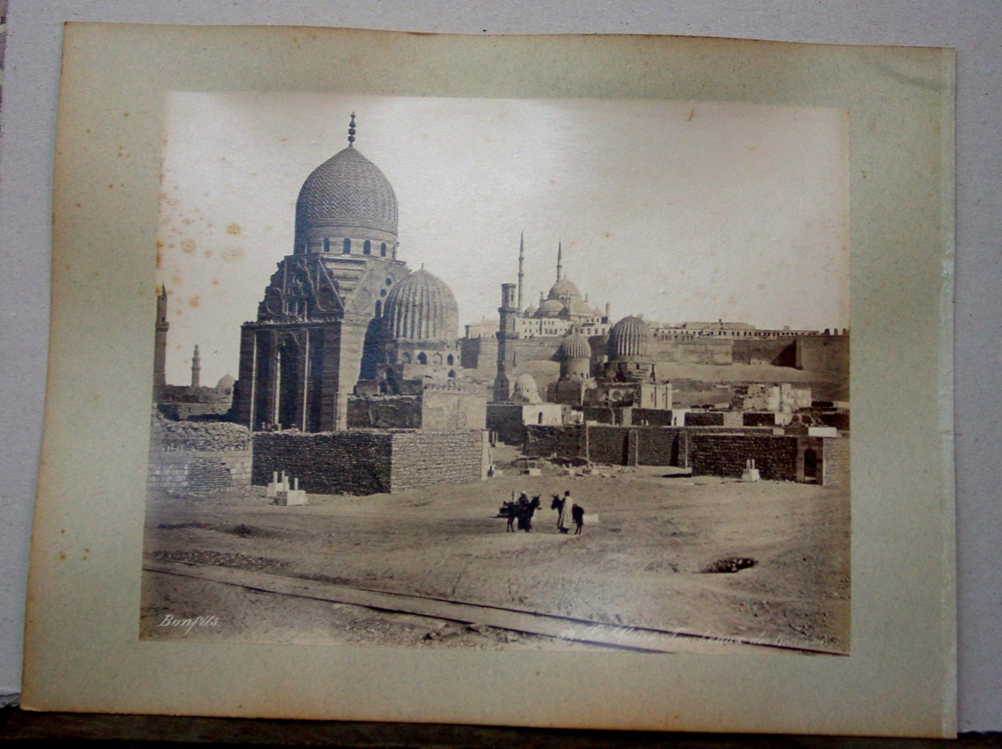 Tombeaux des califes et citadelle du caire tombs of the for Cairo versand