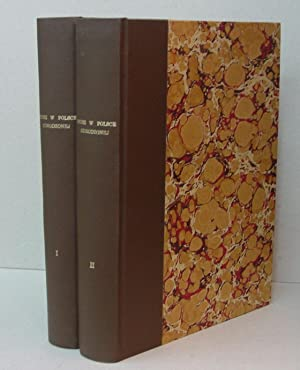 ZYDZI W POSCE ODRODZONEJ. ( JEWS IN THE RESTORED POLAND) 2 Volumes