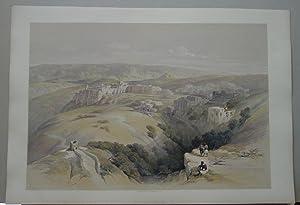 BETHLEHEM . April 6th, 1839 - DAVID: BETHLEHEM - DAVID