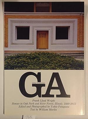 GA 25 Frank Lloyd Wright Houses in: Marlin, William &