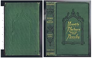 Merry's Rhymes and Puzzles, Conundrums, Enigmas and: Merry, Robert