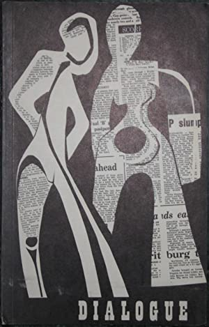 Dialogue 1972: A Literary Annual For Young Writers South African And Overseas