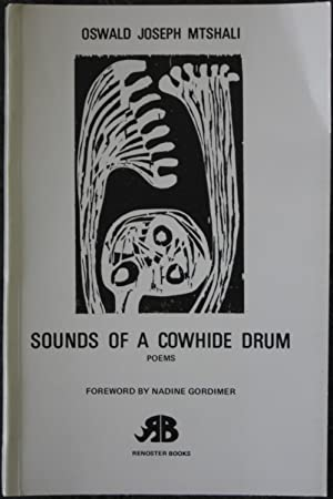 Sounds Of A Cowhide Drum: Poems