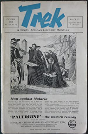 Trek - October 1950 Vol XIV No 10: A South African Literary Monthly