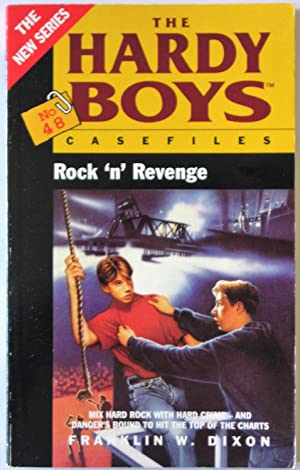 The Hardy Boys Casefiles: No 48 Rock 'n' Revenge: The New Series