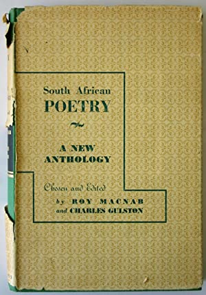 South African Poetry: A New Anthology