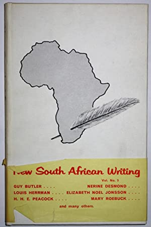 New South African Writing: Volume 5