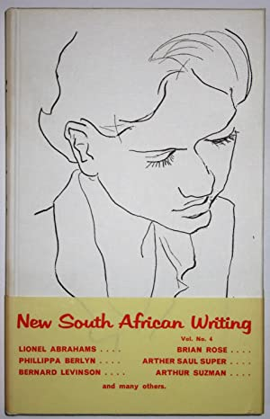 New South African Writing: Volume 4