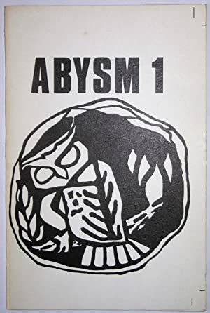 Abysm 1 [An anthology of poems]