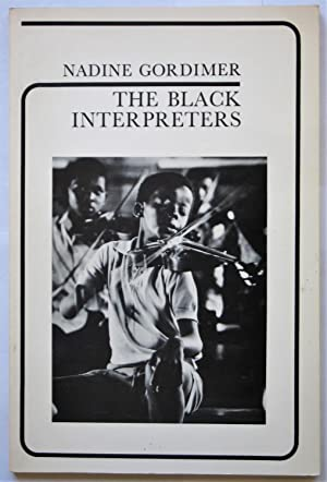 The Black Interpreters: Notes On African Writing