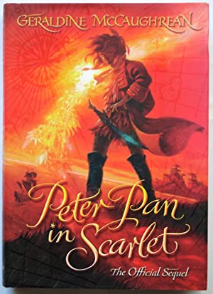 Peter Pan In Scarlett: The Official Sequel
