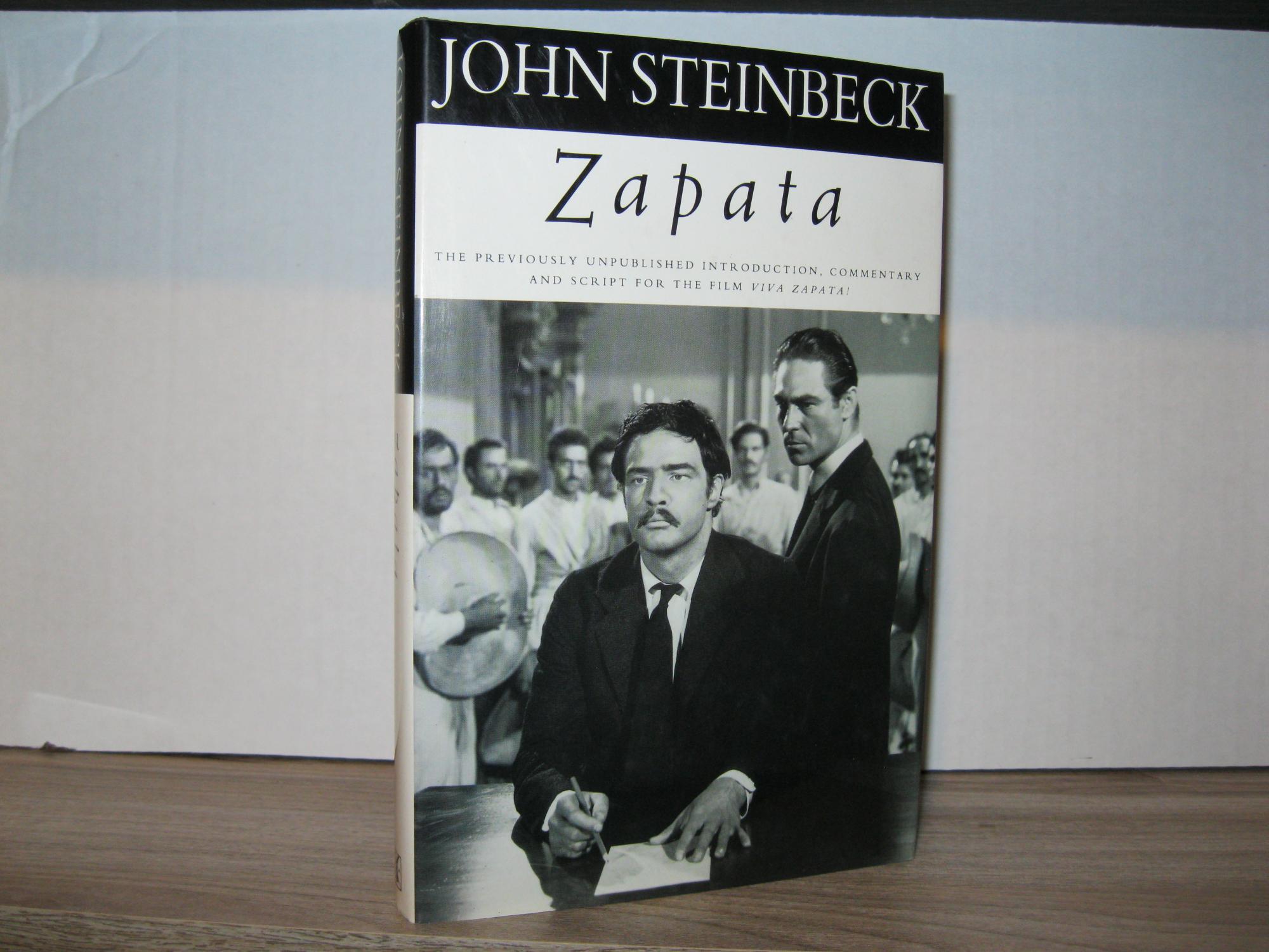 ZAPATA_THE_LITTLE_TIGER_STEINBECK_JOHN_Near_Fine_Hardcover