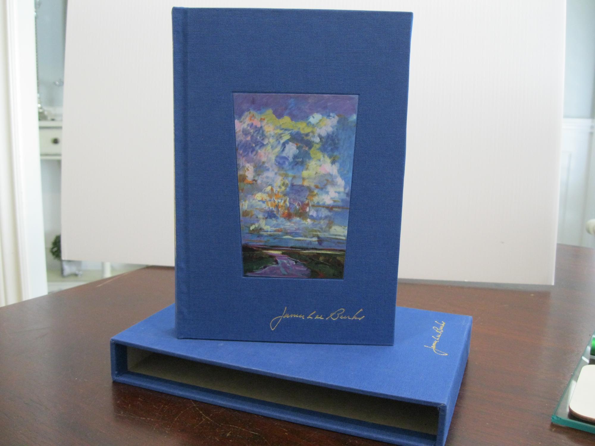 CADILLAC_JUKEBOX_*SIGNED_LIMITED_EDITION*_BURKE_JAMES_LEE_Fine_Hardcover