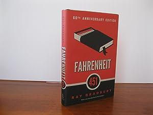 FAHRENHEIT 451 60TH ANNIVERSARY EDITION: BRADBURY, RAY