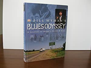 BILL WYMAN'S BLUES ODYSSEY *SIGNED*
